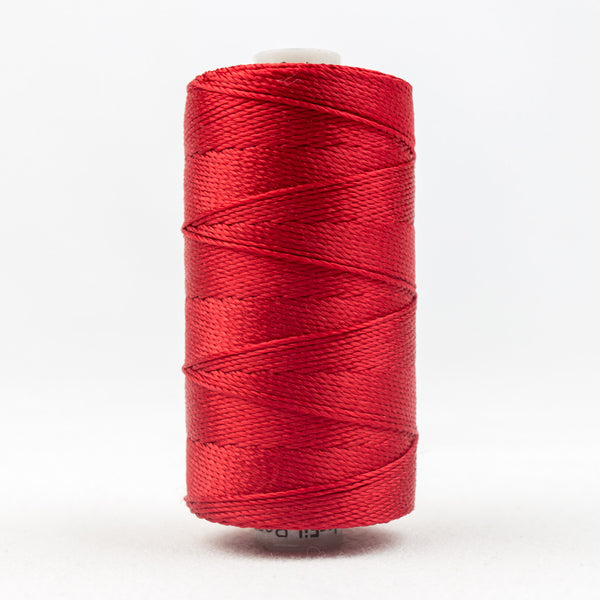 RZ1267 - Razzle 6ply Rayon Tomato Red Thread - wonderfil-online-uk