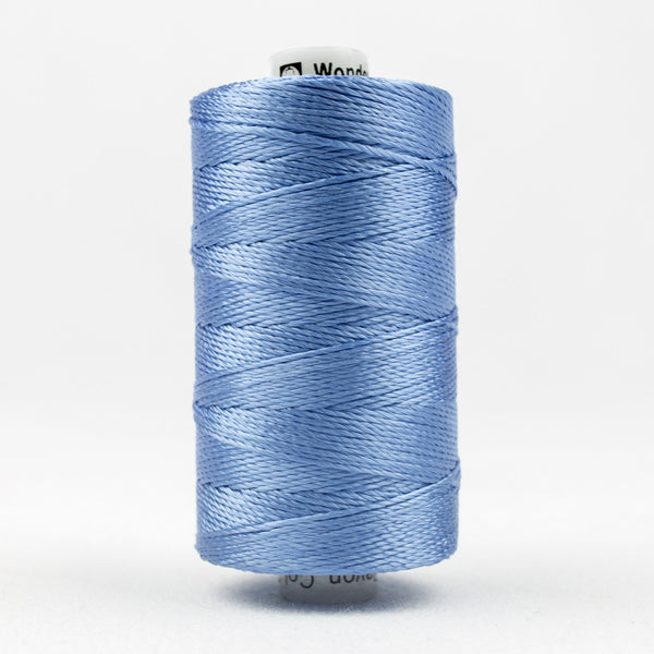 RZ2206 - Razzle 6ply Rayon Medium Country Blue Thread - wonderfil-online-uk