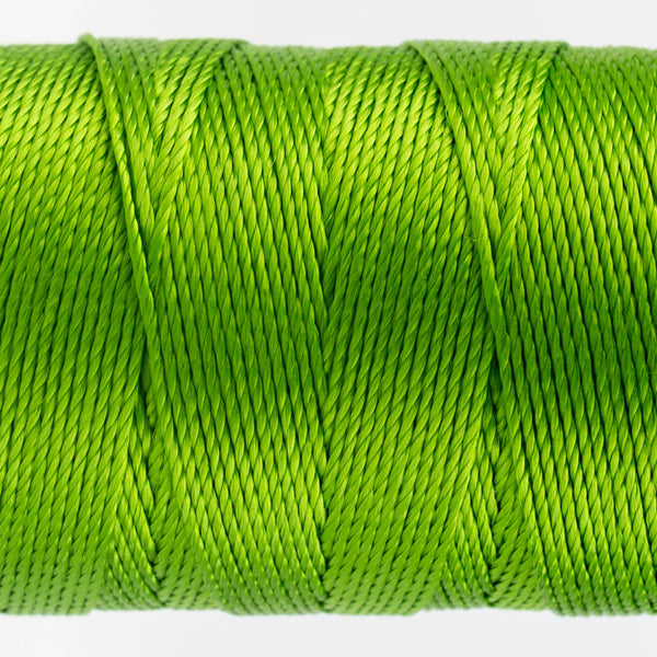 RZ250 - Razzle 6ply Rayon Foliage Green Thread - wonderfil-online-uk