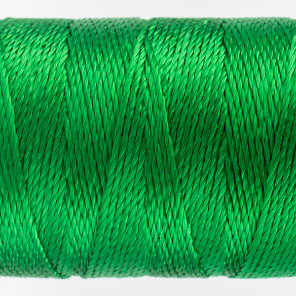 RZ2854 - Razzle 6ply Rayon Brilliant Green Thread - wonderfil-online-uk