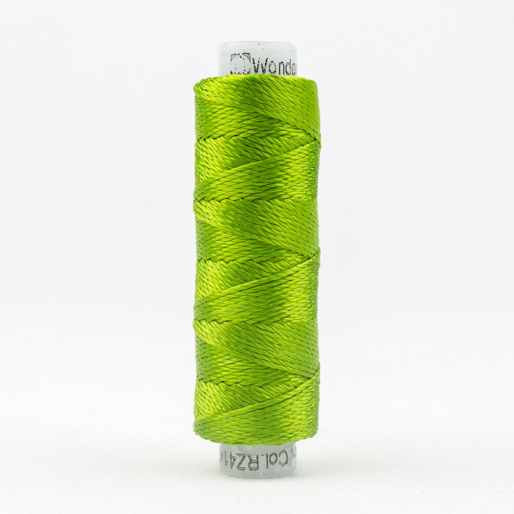 SSRZ4146 - Razzle 8wt Rayon Greenery Thread - wonderfil-online-uk