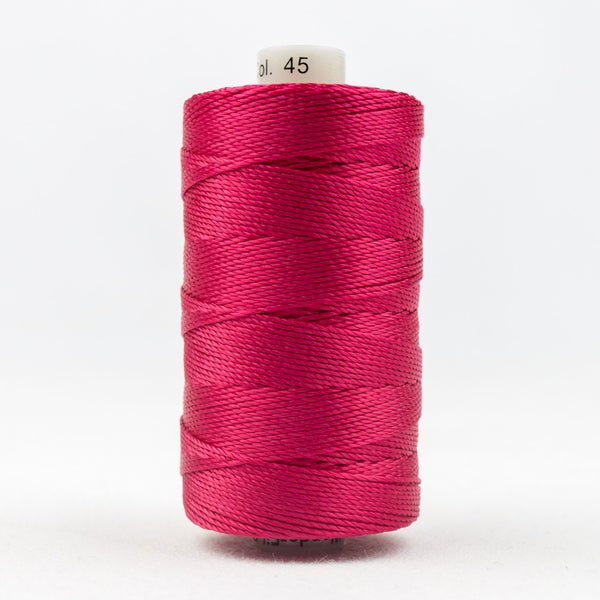 RZ45 - Razzle 6ply Rayon Boysenberry Thread - wonderfil-online-uk