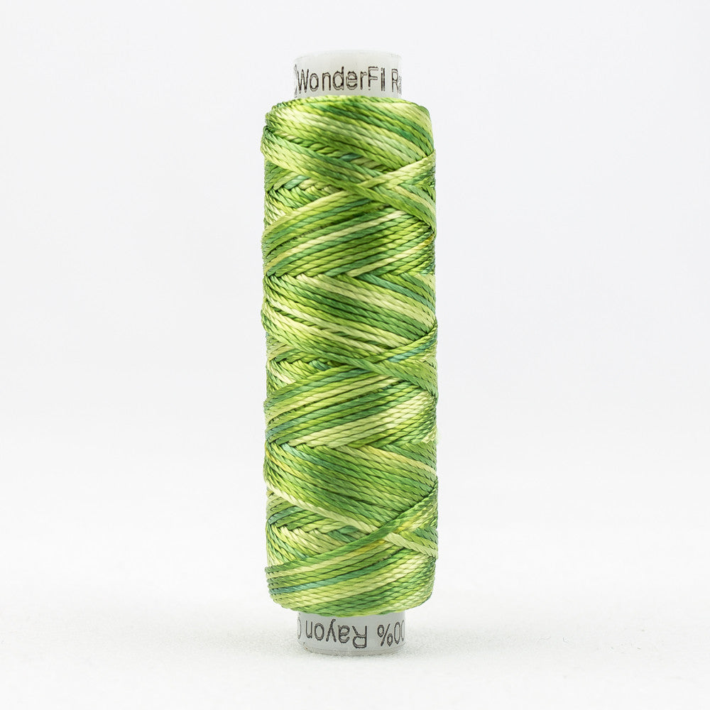 SSRZM07 - Razzle 8wt Rayon Leaves & Sprout Thread - wonderfil-online-uk