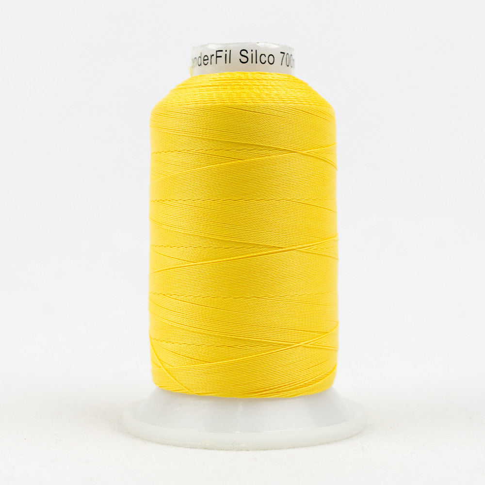 SC19 - 35wt Cotton Yellow Thread - wonderfil-online-uk