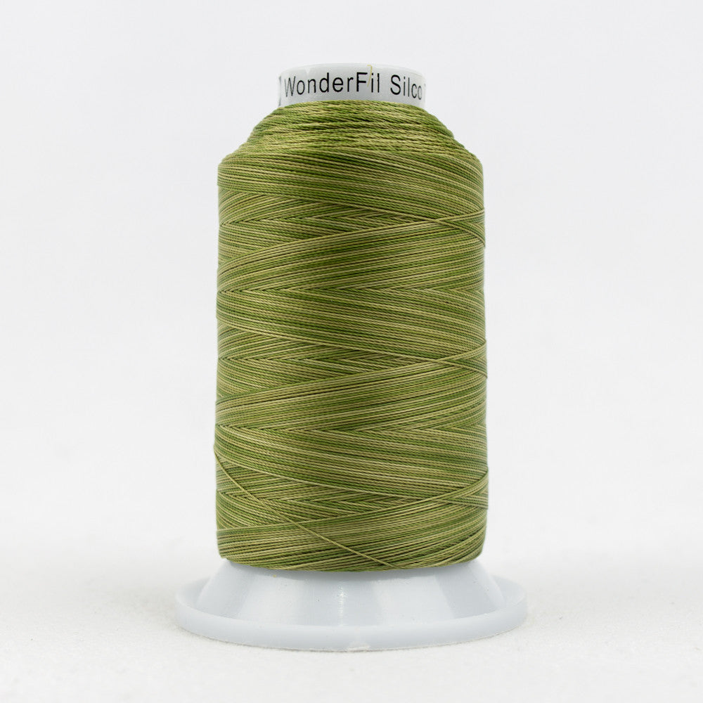 SCM13 - 35wt Cotton Moss Thread - wonderfil-online-uk