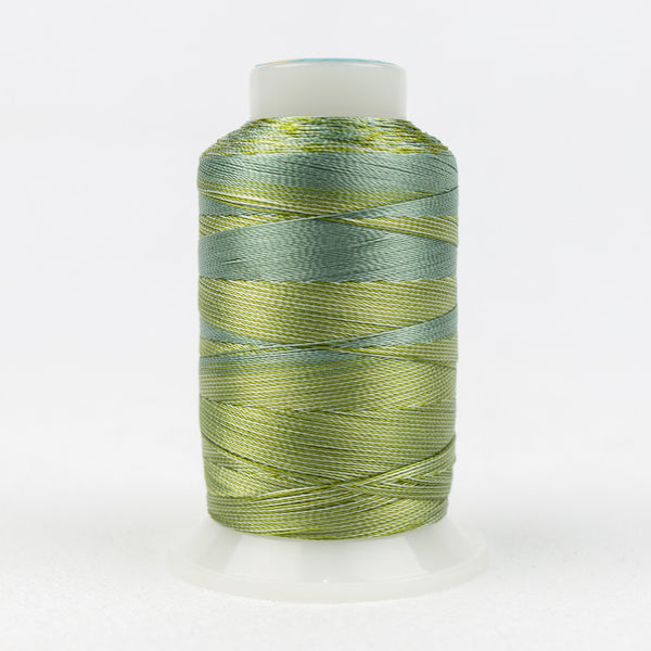 SD01 -  Mirage 30wt Rayon Avocadoes Thread - wonderfil-online-uk