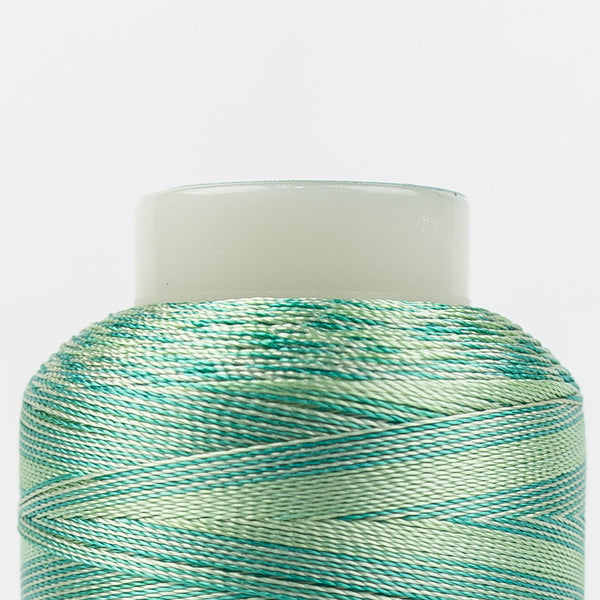SD02 - Mirage 30wt Rayon  Sea Foam Greens Thread - wonderfil-online-uk