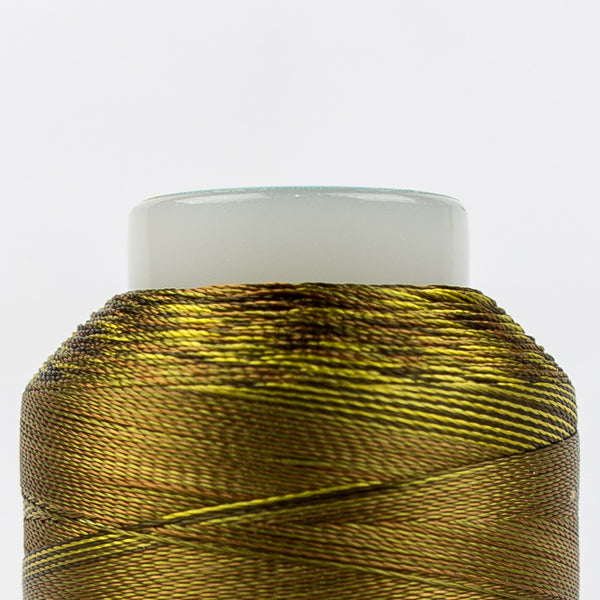 SD06 - Mirage 30wt Rayon Yellow Green Brown Thread - wonderfil-online-uk