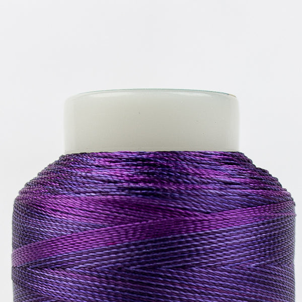 SD10 - Mirage 30wt Rayon Purple Magenta Thread - wonderfil-online-uk
