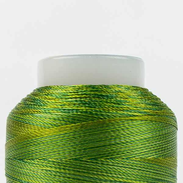 SD16 - Mirage 30wt Rayon Green Foliage Thread - wonderfil-online-uk