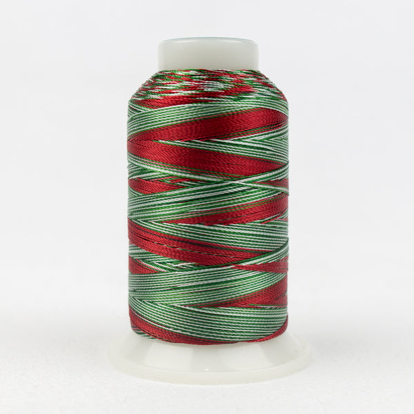 SD21 - Mirage 30wt Rayon Christmas Thread - wonderfil-online-uk