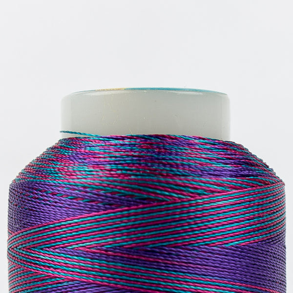 SD22 - Mirage 30wt Rayon Purple Blue Red Thread - wonderfil-online-uk