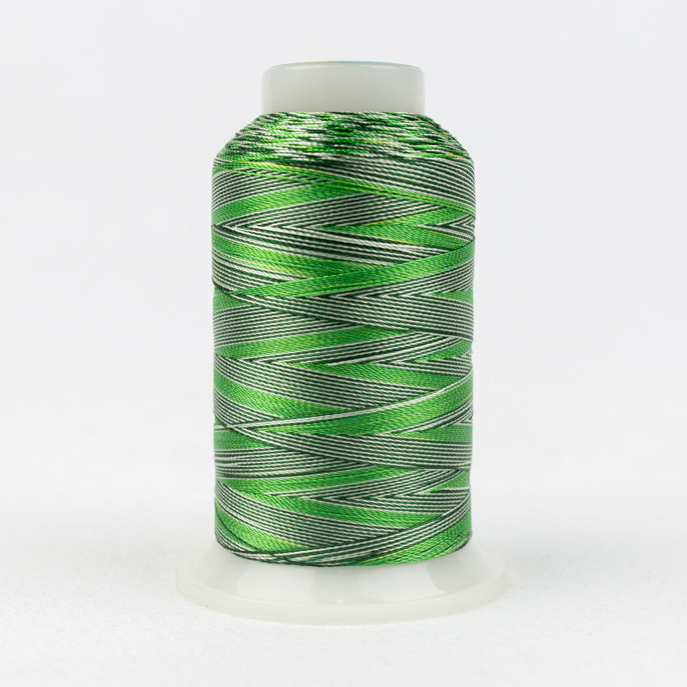 SD30 - Mirage 30wt Rayon Greens Thread - wonderfil-online-uk