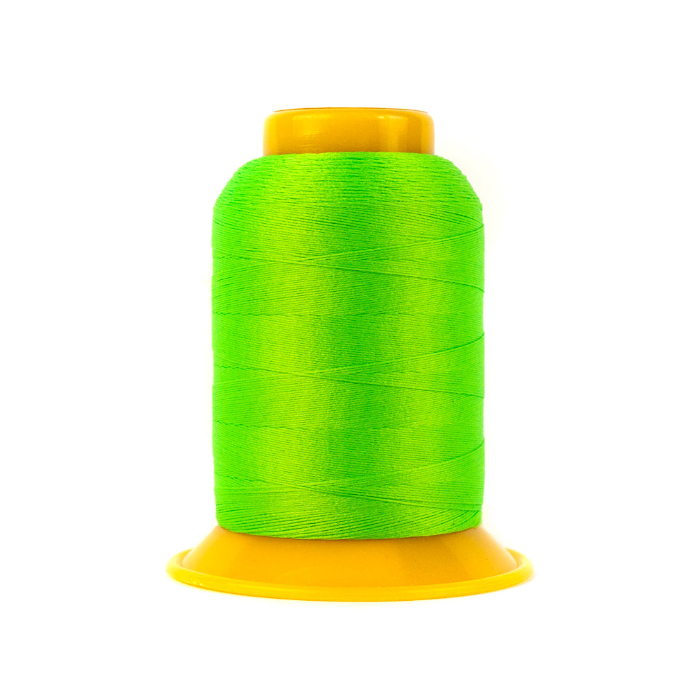 SL51 - SoftLoc™ Wooly Poly Neon Green Thread