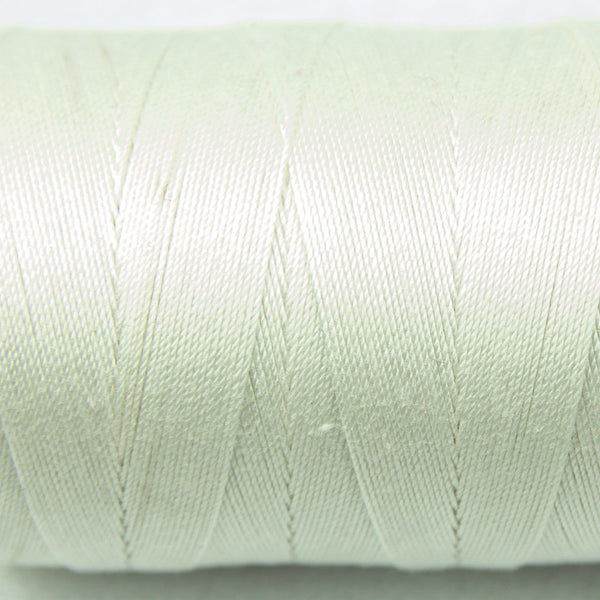 SP101 - Spagetti 12wt Egyptian Cotton Ecru Thread - wonderfil-online-uk