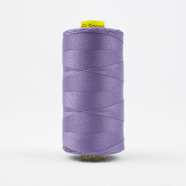 SP29 - Spagetti 12wt Egyptian Cotton Lavender Thread - wonderfil-online-uk