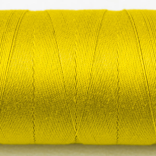 SP32 - Spagetti 12wt Egyptian Cotton Lemon Thread - wonderfil-online-uk