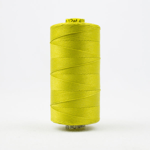 SP36 - Spagetti 12wt Egyptian Cotton Lichen Thread - wonderfil-online-uk