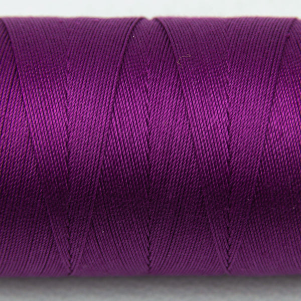 SP38 - Spagetti 12wt Egyptian Cotton Pansy Thread - wonderfil-online-uk