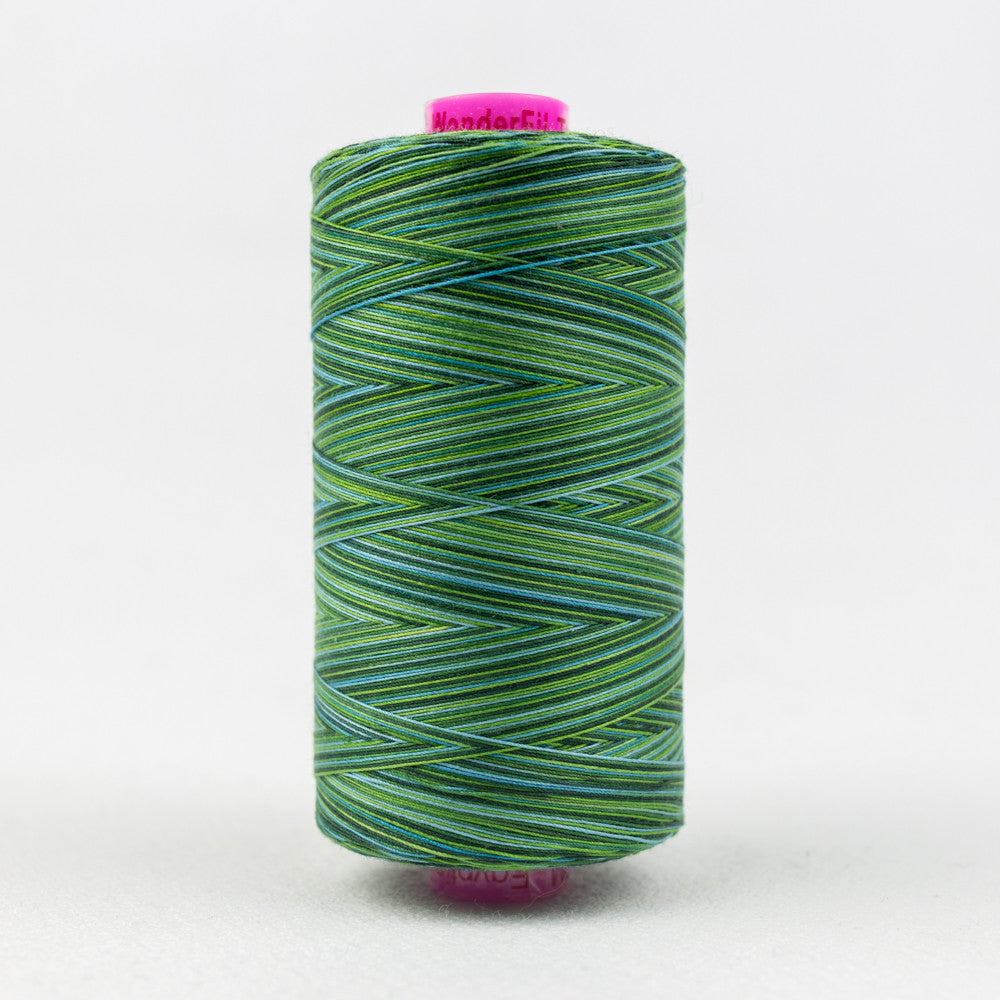 TU31 - Tutti 50wt Egyptian Cotton Evergreen Thread - wonderfil-online-uk