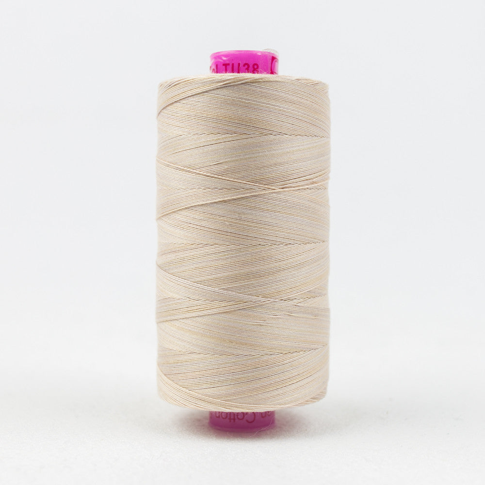 TU38 - Tutti 50wt Egyptian Cotton Wheat Thread - wonderfil-online-uk