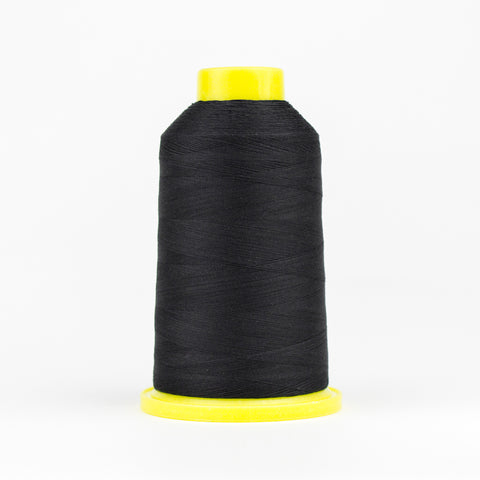 UL101 - Ultima™ 40 wt Longarm Polyester Black Thread