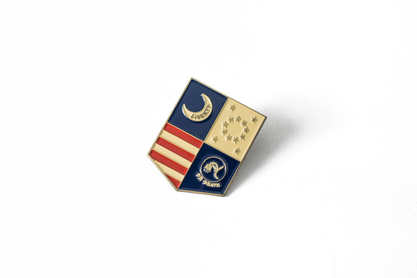 Liberty or Death Pin