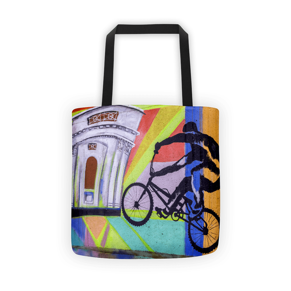 Bike life Tote bag