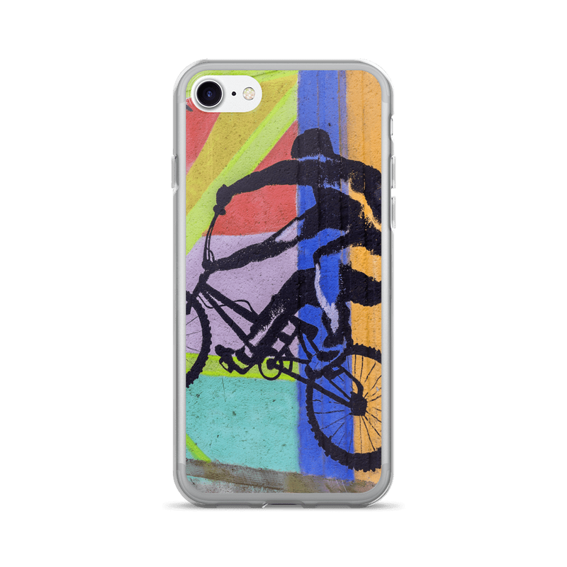 Bike life iPhone case