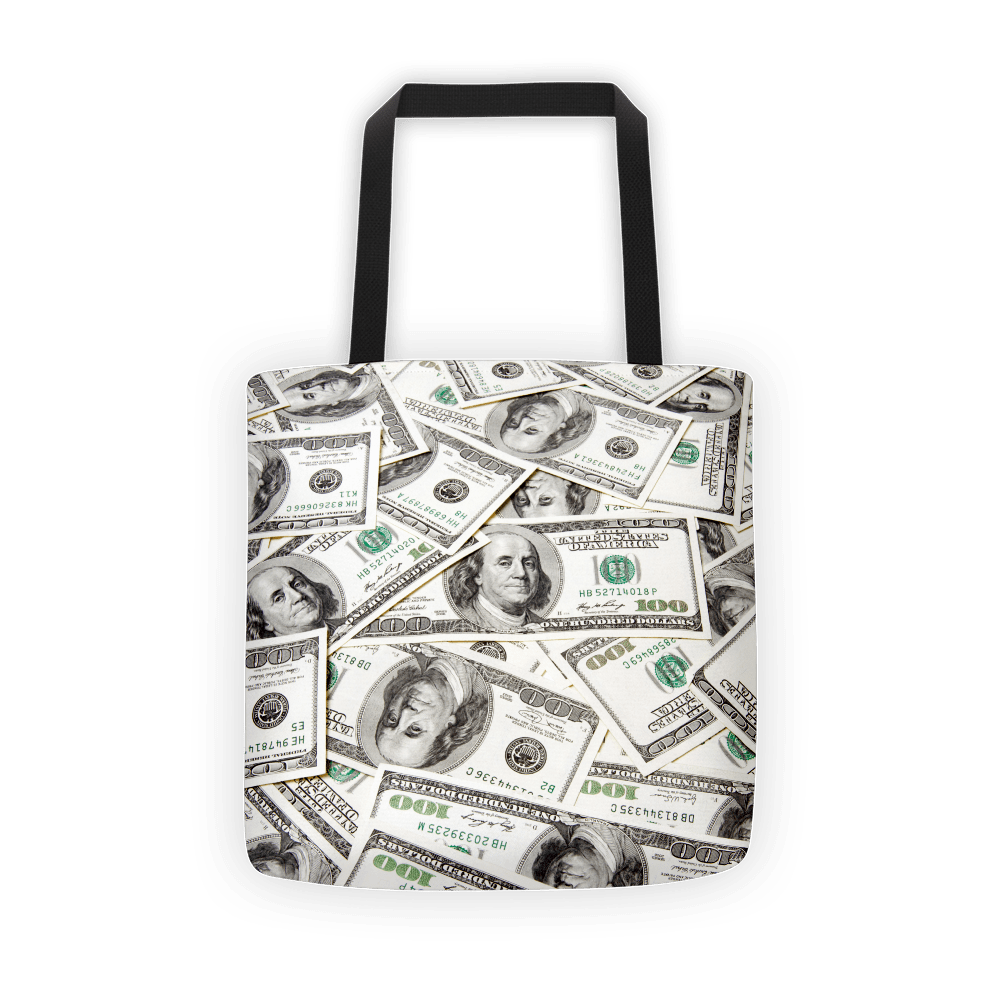 Bills bills Tote bag