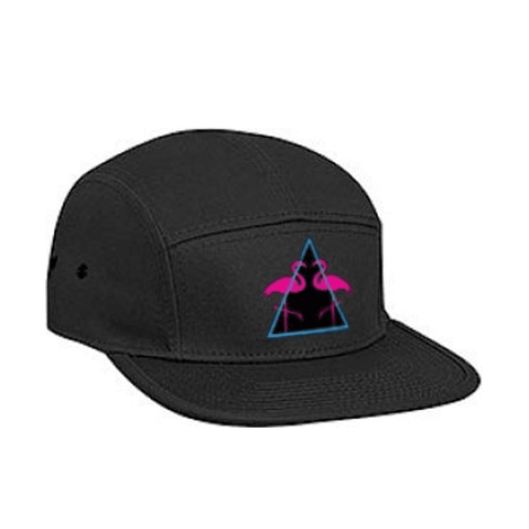 Black - Hutsylife 5 Panel Camper