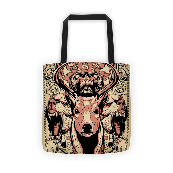 Deer's retreat Tote bag