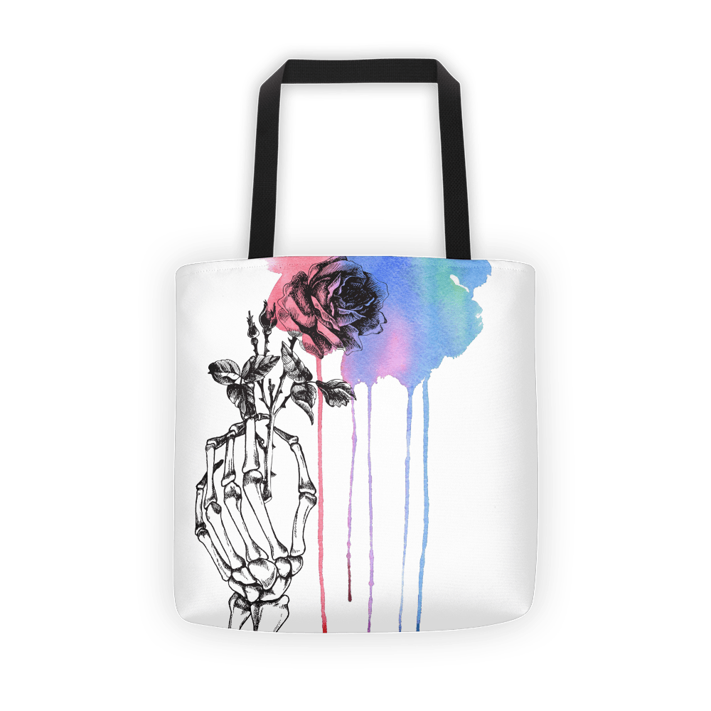 Dying love Tote bag