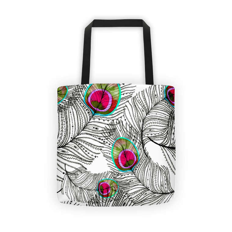 Ethnic flow Tote bag