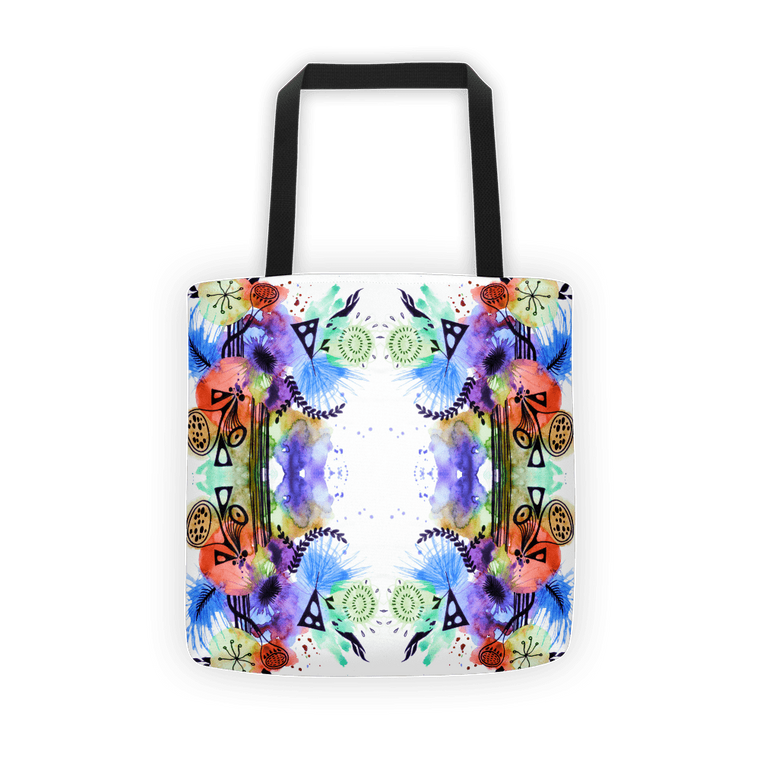 Flow reflection Tote bag