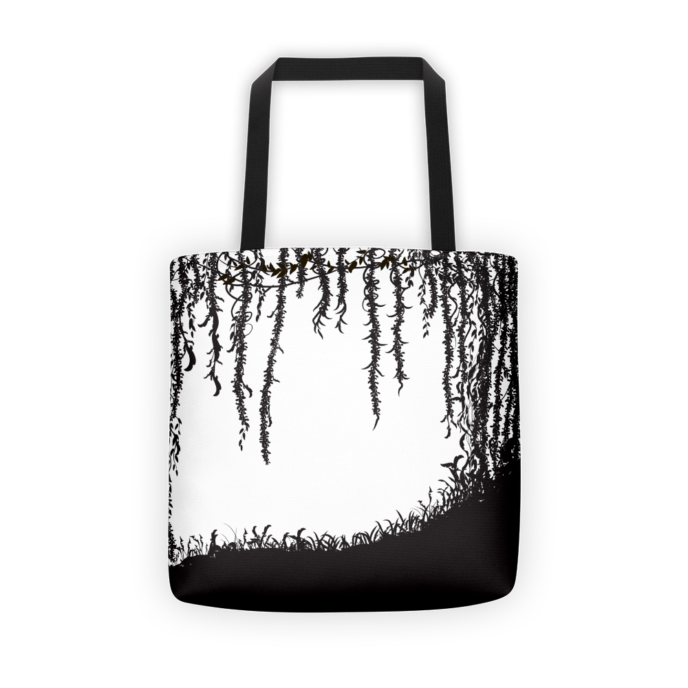 Hanging jungle Tote bag
