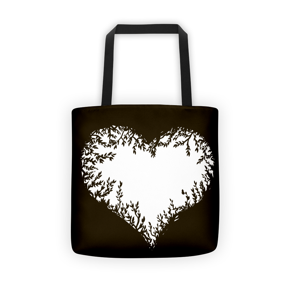 Heart thicket Tote bag