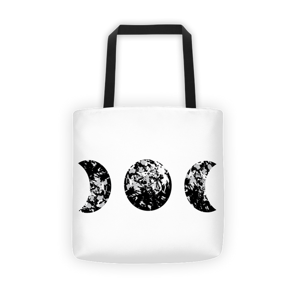Moon phase Tote bag