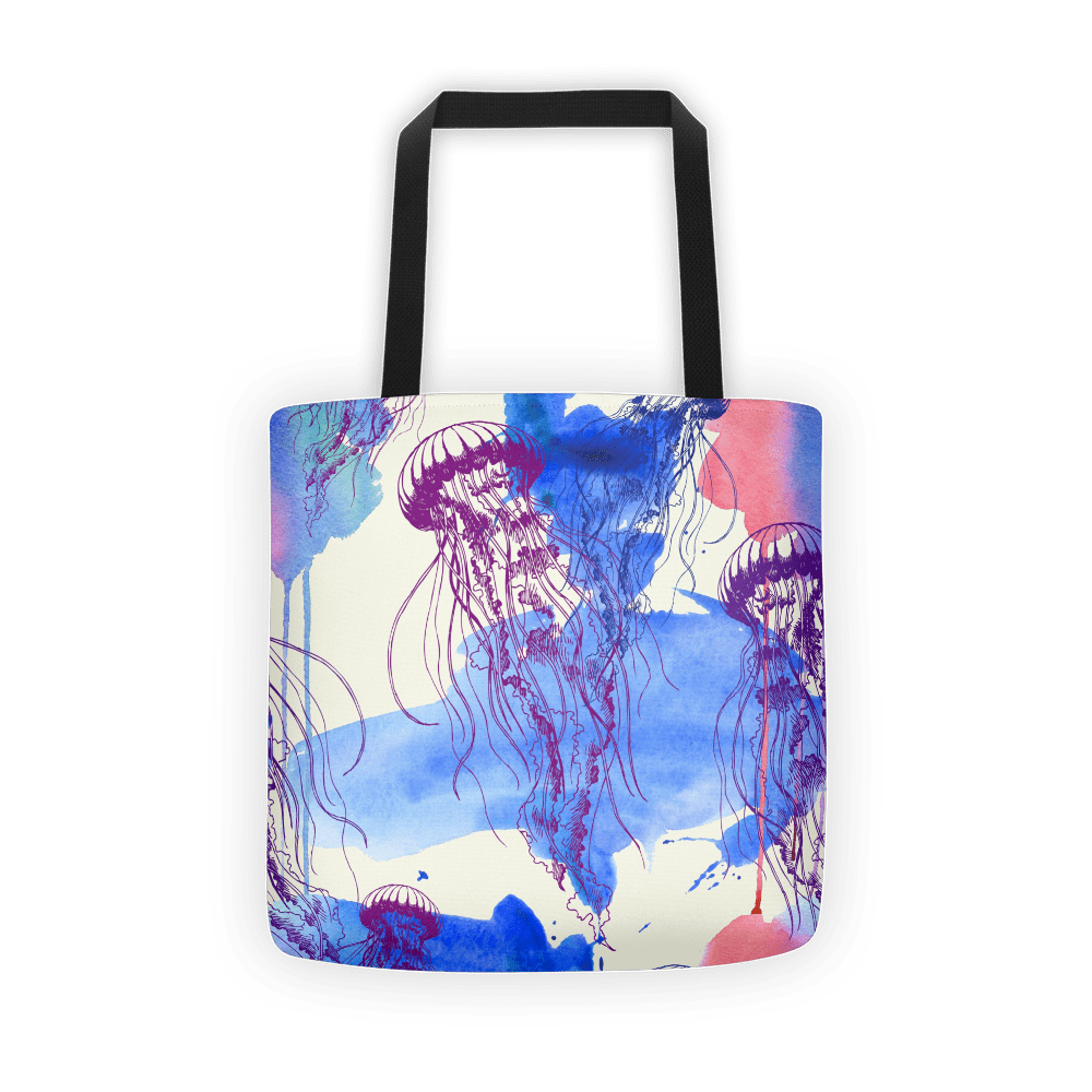 Spotted Jelly Tote bag