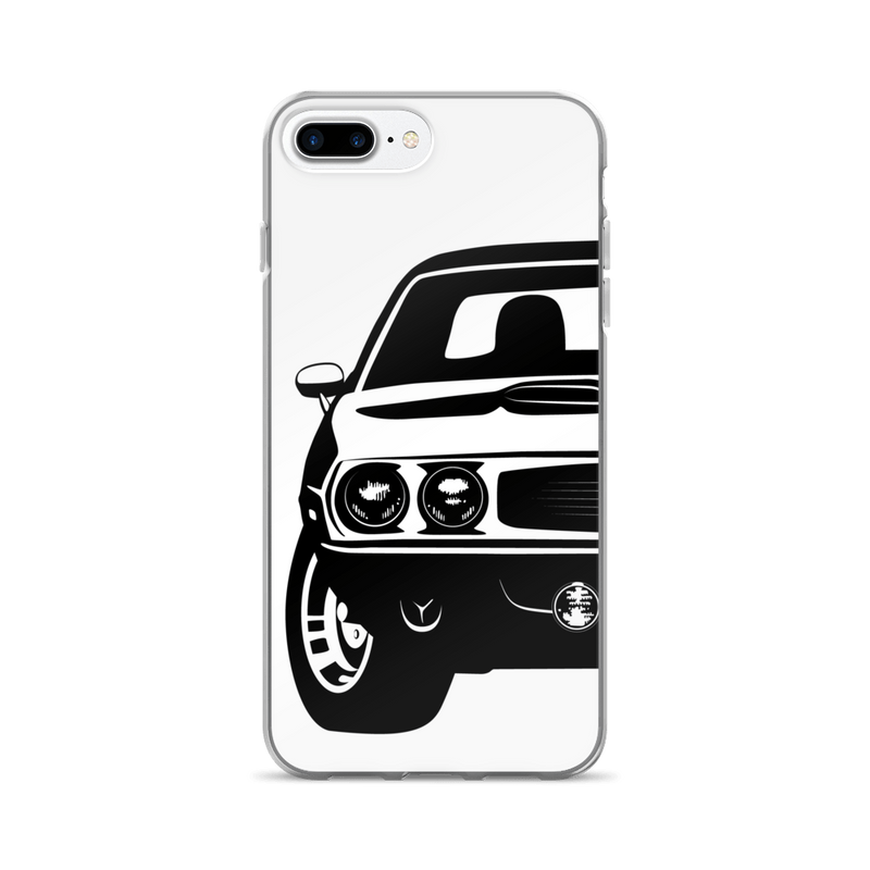 American muscle iPhone case
