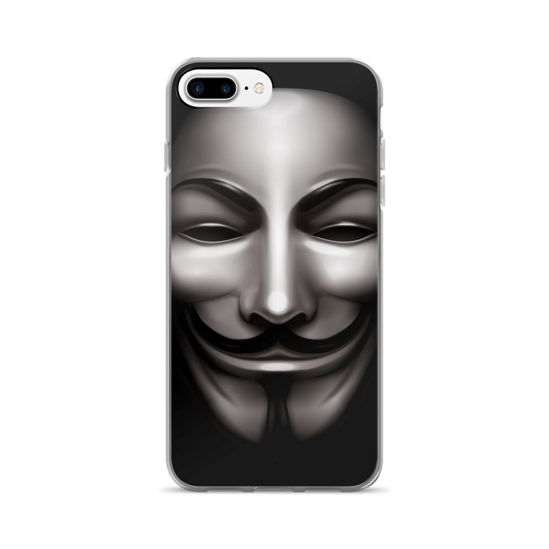 Anon Black iPhone case