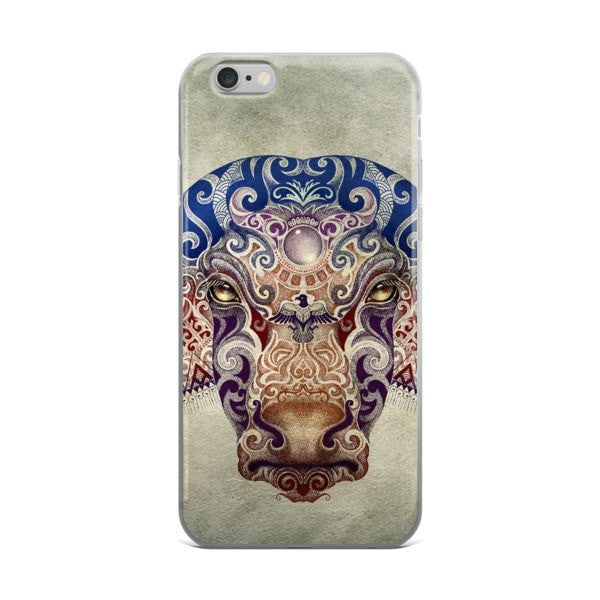 Bull life iPhone case - Hutsylife - 2