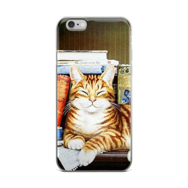 Cool cat iPhone case - Hutsylife - 2