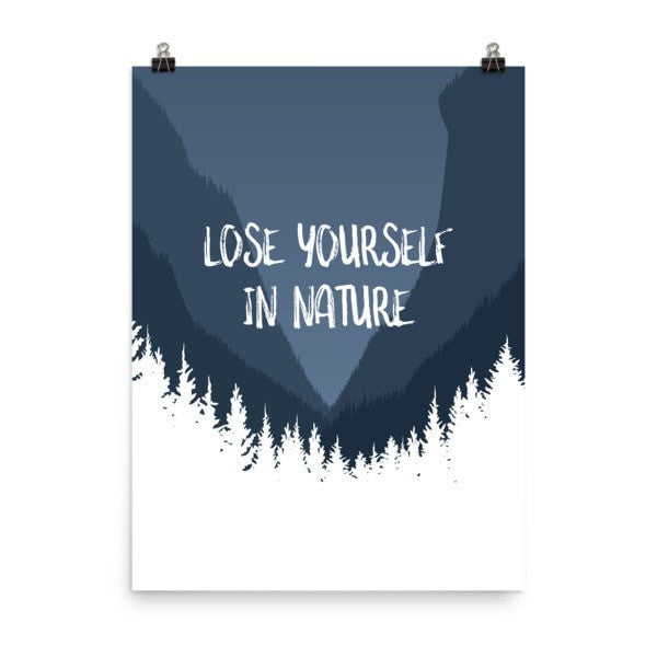 Lose yourself Poster - Hutsylife - 6