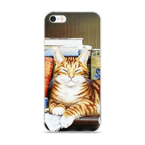 Cool cat iPhone case - Hutsylife - 1