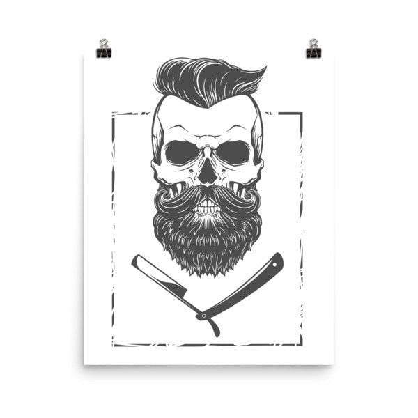 The Beard Poster - Hutsylife - 9