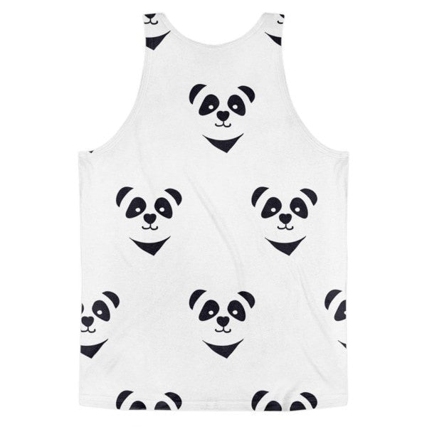 All over print - Panda express Classic fit men's tank top - Hutsylife - 2