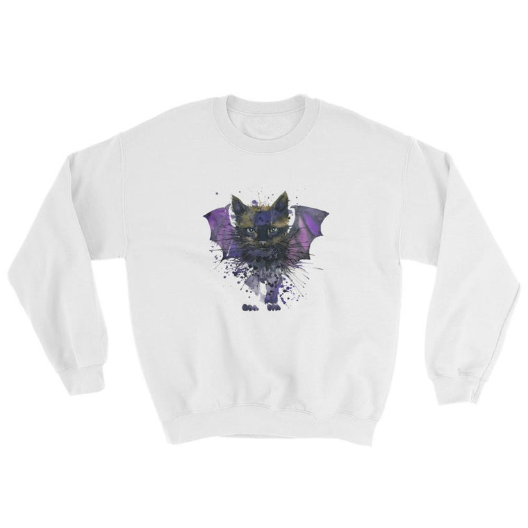 Bat Cat Crewneck