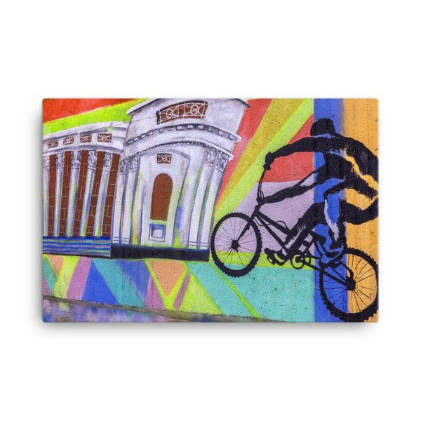 Bike life Canvas - Hutsylife - 4