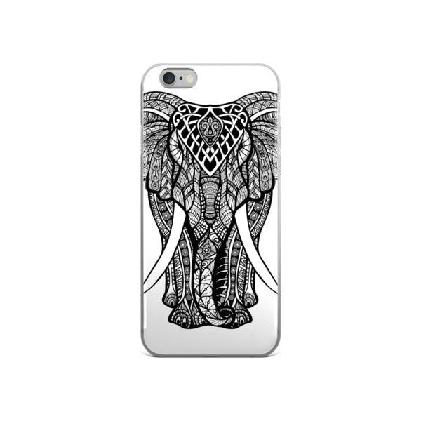 Charging elephant iPhone case - Hutsylife - 3